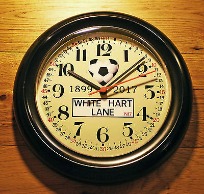 White Hart Lane N17 1899 - 2017 Clock.