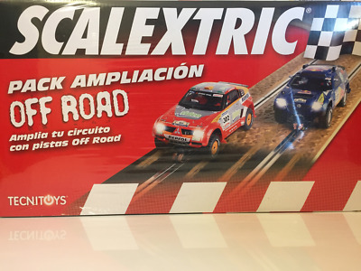 SCX 8870 Off Road Track Pack New Sealed Boxed