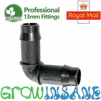 Irrigation Ground Stake LDPE Pipe 13mm to 22mm Hozelock Antelco Soaker Hose