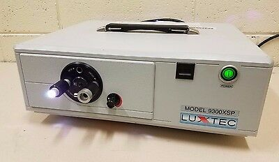 Luxtec Model 9300XSP Light-Source 009300XSP *548 Hrs.*