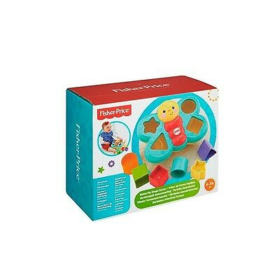 Fisher Price Mariposa Encajables