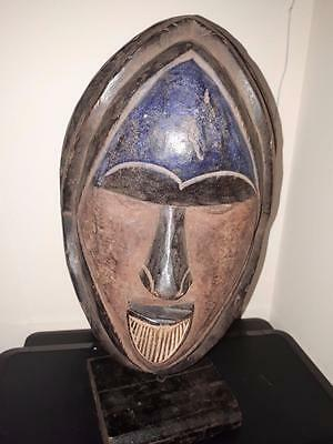 Antique Urhobo the Mask of Nigeria Africa, Fes-56963