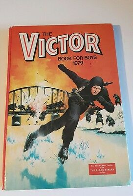 The Victor Book for Boys Annual 1979