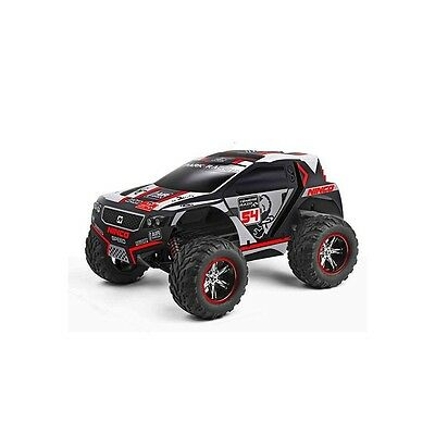 Coche RC Monster Truck Raider Escala 1:12