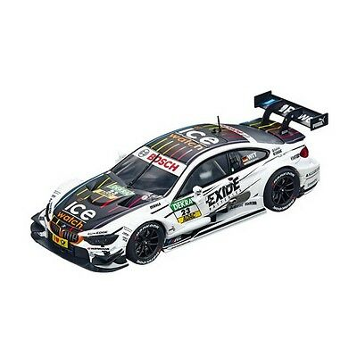 Coche Slot Carrera Evolution BMW M4 DTM M.Wittmann Nº23 Escala 1:32