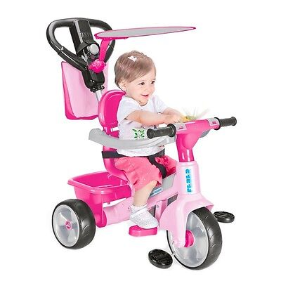 Triciclo Trike Baby Plus Rosa