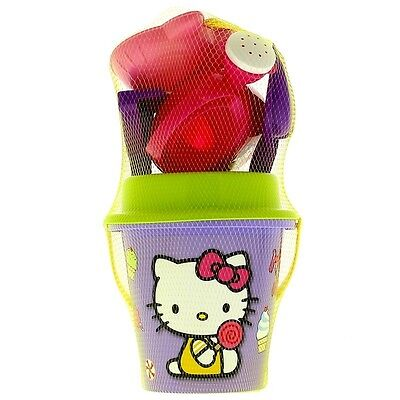 Hello Kitty Set de Playa Lila