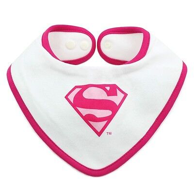 Bandana Superman - Colores - Blanco y Rosa