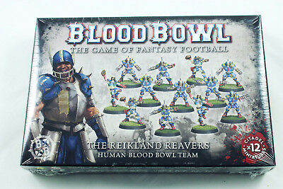 Reikland Reavers, Blood Bowl, Games Workshop, NEU/OVP