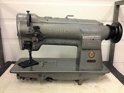 Singer 211G165  Walking Foot  Leather /upholstery   Industrial Sewing Machine