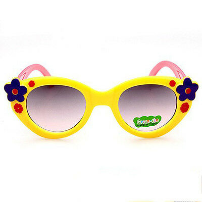 Baby Fashion Lovely Girls Glasses Sunglasses Boys Children Kids ANTI-UV #2