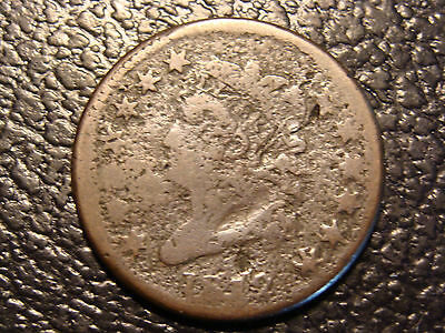 1812 Classic Head Large Cent VG-Fine Detail WE COMBINE ON SHIPPING