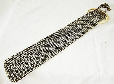 1970s Central New Guinea Dani Tribe Large Ceremonial Shell Necklace (Eic)