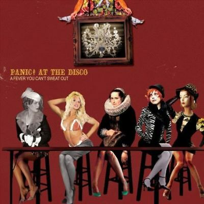 Panic! At The Disco - A Fever You Can´t Sweat Out - Vinilo [Lp]