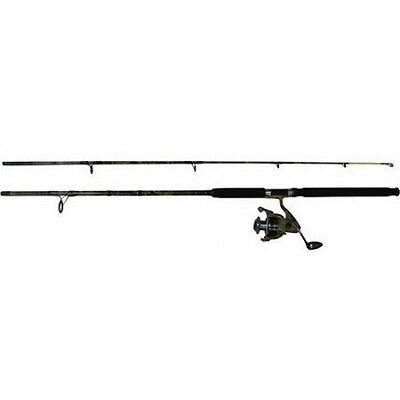 Zebco BCXTSC702MH Big Cat XT 2 Piece Medium-Heavy Spincast Combo 7'