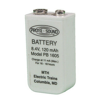 Protosound Battery, 8.4V MTH501008 M.T.H. ELECTRIC TRAINS