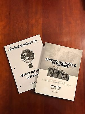 Around the World in 180 Days : 2-book Set by Sherrie Payne (second edition 2011)