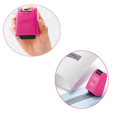 Stock Guard Your ID Identity Theft Protection Self Inking Stamp Seal CodeRoller^