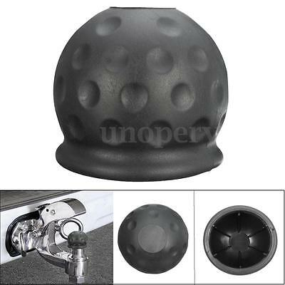 Universal 50mm  Tow Ball Cover Cap Towing Hitch Caravan Trailer Towball Protect
