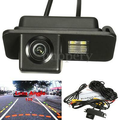 Parking Reverse Rearview Rear View Camera CCD for FORD MONDEO FIESTA FOCUS S-Max