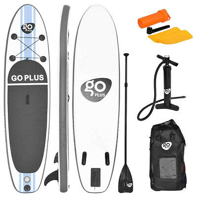 Stand Up Board Set Paddle Board Sup-Board Surfboard Paddelbrett aufblasbar 305cm