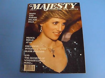 MAJESTY MAGAZINE THE MONTHLY ROYAL REVIEW VOLUME 7 No 2