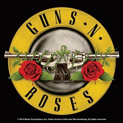 Guns N Roses Bullets Single Cork Coaster Drinks Band Music Official Merchandise