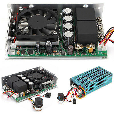 DC 10-50V 100A 3000W Programable Reversible PWM Control Motor Speed Controller