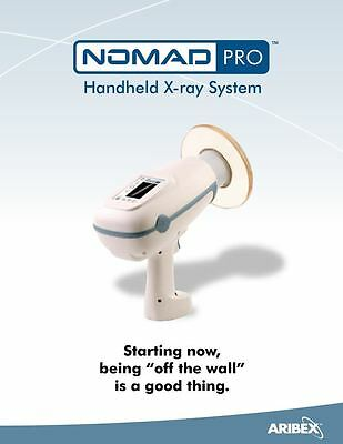 NOMAD Pro2 Handheld Portable Dental X-Ray by Aribex freee shipping
