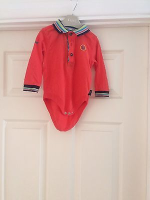 Baby Boys Ted Baker Top 6-9 Months