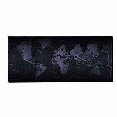 Cmhoo Large Gaming Mouse Pad / Mat with Smooth Surface and Stitched Edges Non...