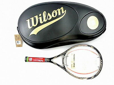 *NEW*WILSON JUICE 100S Spin Tennisschläger L2 racket 100 Years Limited Edition