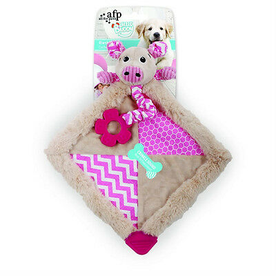 All for Paws Little Buddy Blankets & Play Mats Puppy Small Dog Plush Comfort Toy