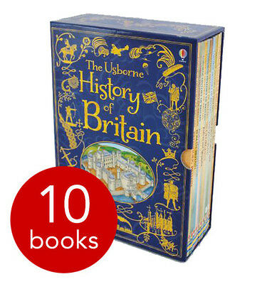 History of Britain Collection - 10 Books