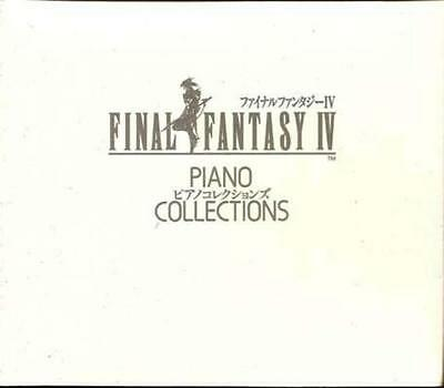 MICA-0275 FINAL FANTASY IV : Piano Collections Miya Records CD