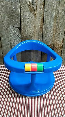 Safety 1st First Baby Infant Bath Ring Seat Chair,  Suction cup base