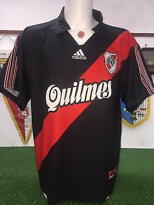 Maglia River Plate Adidas D'alessandro Shirt Jersey Maillot Trikot Calcio