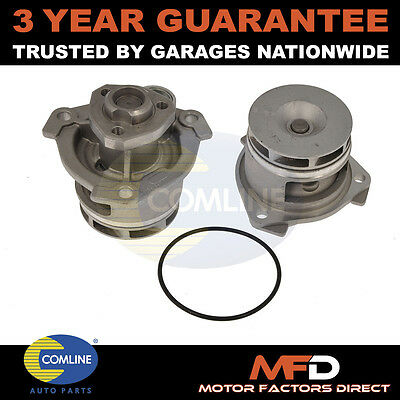 Comline Water Pump For Opel Zafira A 2.0 Di 16V Dti 2.2 1999-05 Engine Cooling