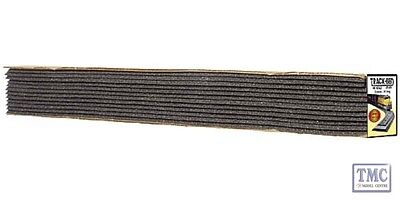 ST1471 Woodland Scenics OO Track-Bed  Strips - 12 Piece Standard Pack