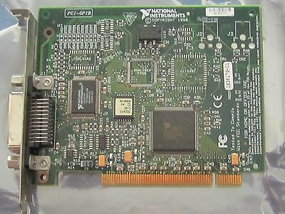 National Instruments PCI GPIB IEEE 488.2 Interface Controller Card 183617G-01