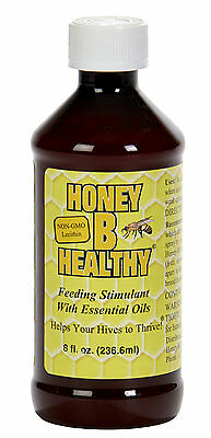 Honey B Healthy Bee Feed Stimulant, 8 oz