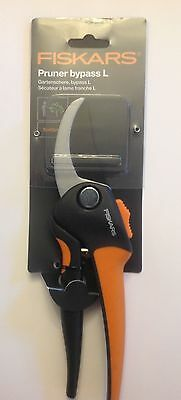 Fiskars Bypass Pruner Secateurs Large Brand New Sealed Product ONLY £7.99