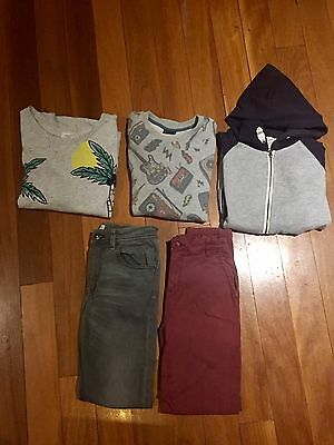 Great Condition Awesome Boy's Winter Clothing Bundle x 5 Items  Sz 10