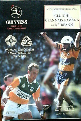Clare V Offaly 1995 Gaa All Ireland Hurling Final