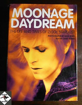DAVID BOWIE Moonage Daydream. The Life & Times of Ziggy Stardust. Photo Book