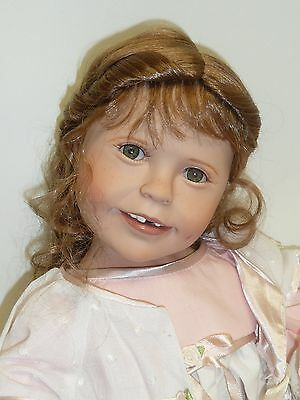 """Ashton Drake """"Tooth Fairy Dreams for Emma"""" designed by Julie Fischer w/Tag"""