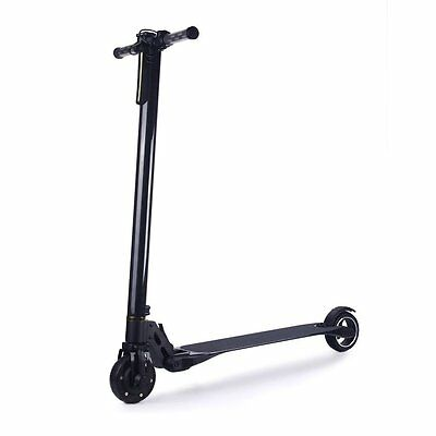 Carbon Fiber Electric Scooter_Foldable E-Scooter_kid_adult_Fast_Free Shipping