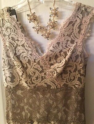 Tadashi Mother of The Bride Formal Dress Size 4