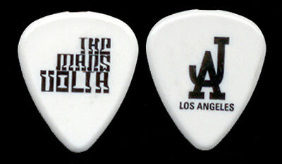 "THE MARS VOLTA --- Los Angeles ""Juan Alderete"" guitar pick"