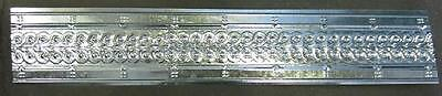 Authentic Design #w-1 Metal Ceiling Wall Panel 9 In X 49 In 30 Ga. Nr $13.